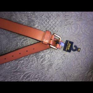 Polo Men's leather belt
